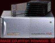 Kenwood KMDC80