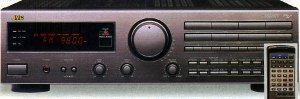 JVC RX509V