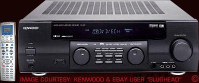 Kenwood VR410