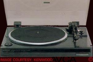 Kenwood KD291R