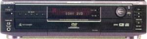 Sony DVPC650D