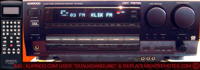 Kenwood KRX1000