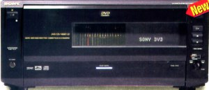 Sony DVPCX850D