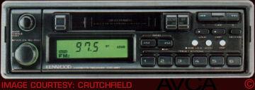Kenwood KRC280