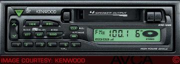 Kenwood KRC108S