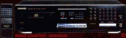 Kenwood DP5020