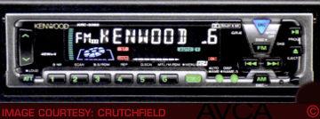 Kenwood KRC508S