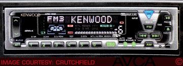 Kenwood KRC608