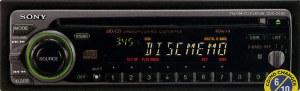 Sony CDXC480