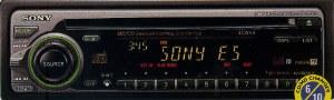 Sony CDXC580