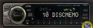 Sony CDXC680