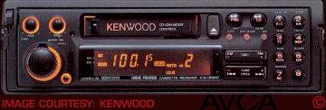 Kenwood KRC830