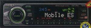 Sony CDXC780