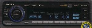 Sony CDXC90