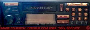 Kenwood KRC930