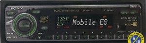 Sony CDXC6850