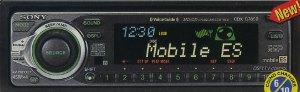 Sony CDXC7850