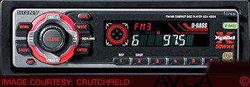 Sony CDX4000X