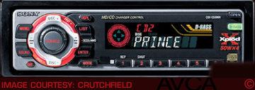 Sony CDX5000X