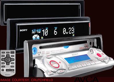 Sony CDXM750