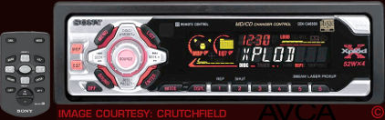 Sony CDXCA650X