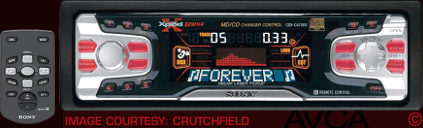 Sony CDXCA750X