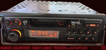 Kenwood KRC240