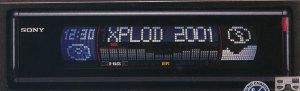 Sony CDXM610