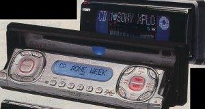 Sony CDXM770