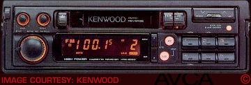 Kenwood KRC340