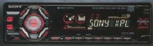 Sony CDXL600X