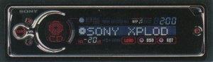 Sony CDXCA900X