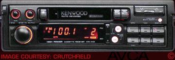 Kenwood KRC440