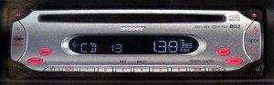Sony CDXL410X