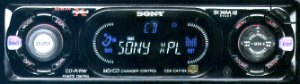 Sony CDXCA710X