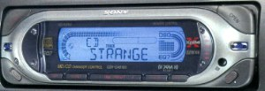 Sony CDXCA810X