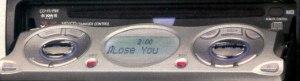 Sony CDXM800