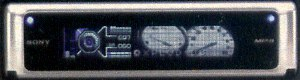 Sony CDXM850