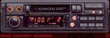 Kenwood KRC540