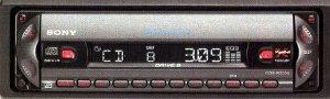 Sony CDXR3000