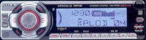 Sony CDXF5700