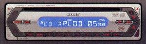 Sony CDXS2210