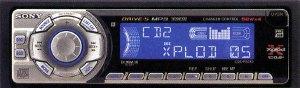 Sony CDXF5510