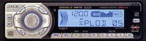 Sony CDXF5710