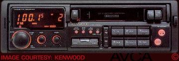 Kenwood KRC740