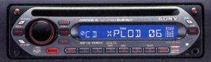Sony CDXGT200