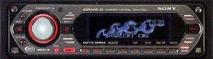 Sony CDXGT500