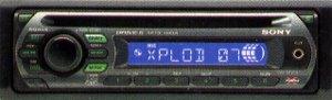 Sony CDXGT210