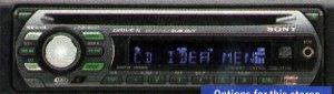 Sony CDXGT310