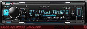 Kenwood KMMBT318U